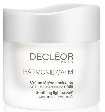 Decléor Ľahký upokojujúci krém pre citlivú pleť Harmonie Calm (Soothing Light Cream) 50 ml