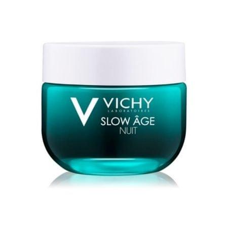 Vichy Noční péče na obnovu a okysličení pleti Slow Age 50 ml