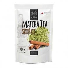 Natu Matcha tea BIO Premium Japan Škorica 70 g