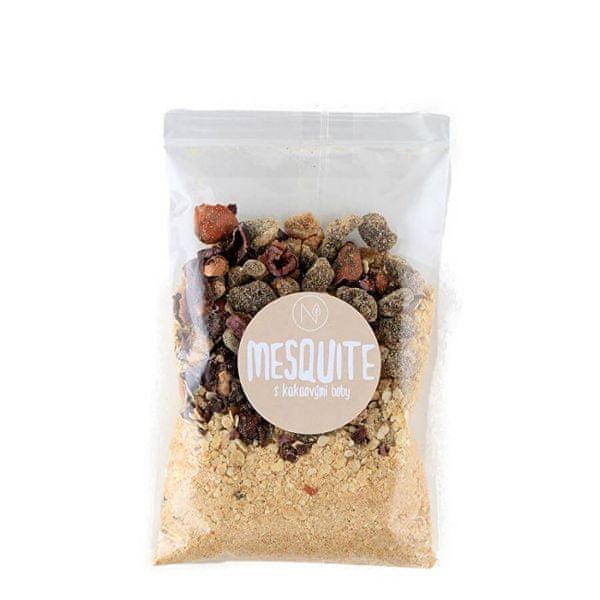 Natu Superkaše Mesquite s kakaovými boby a fíky 70 g