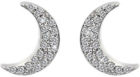 Hot Diamonds Ezüst félhold fülbevaló Micro Bliss DE553 ezüst 925/1000