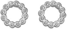 Hot Diamonds Třpytivé náušnice Emozioni Innocence EE030 stříbro 925/1000