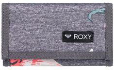 ROXY Pénztárca Beach Glass 2 Charcoal Heather Flower Field ERJAA03476-KPG6