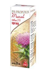 Purus Meda PM Propolis Maral extra 3 % spray 25 ml
