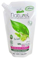 Winni´s NATUREL Sapone Intimo Ecoricaria The Verde tekuté mýdlo pro intimní hygienu se zeleným čajem - náhra