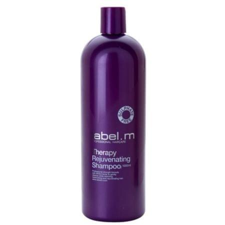 label.m Könnyű olajos sampon a káprázatos hajhoz (Therapy Rejuvenating Shampoo) (kötet 1000 ml)