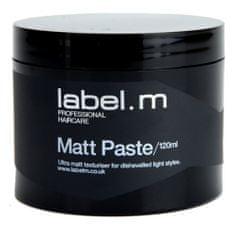 label.m Matující pasta pro definici a tvar vlasů (Matt Paste)