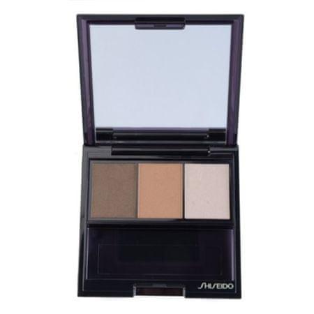 Shiseido Trio Eyes (Luminizing Satin Eye Color Trio) 3 g (árnyék BR 307 Strata)