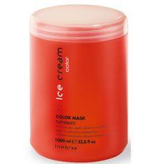 Inebrya Maska pro barvené vlasy Ice Cream Color (Color Mask)