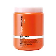 Inebrya Maska pre suché a poškodené vlasy Ice Cram Dry-T (Mask) 1000 f6a8d4b32cb