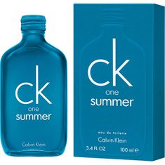 Calvin Klein CK One Summer 2018 - EDT