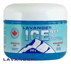 ICE gél Forte 220 g