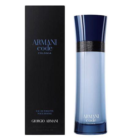 Giorgio Armani Code Colonia - EDT 125 ml