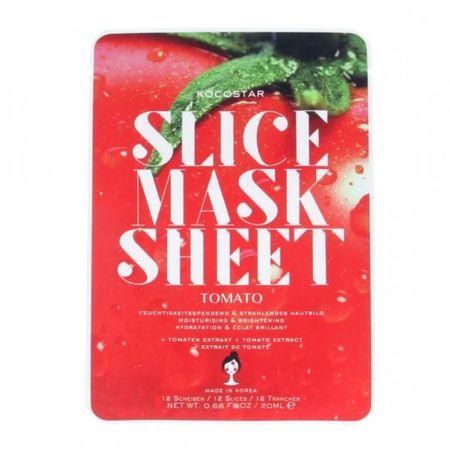 Kocostar Hidratáló és fehérítő maszk (Slice Sheet Mask) 20 ml