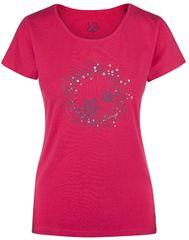 Loap Dámske tričko Anya Raspberry CLW18161-J68J