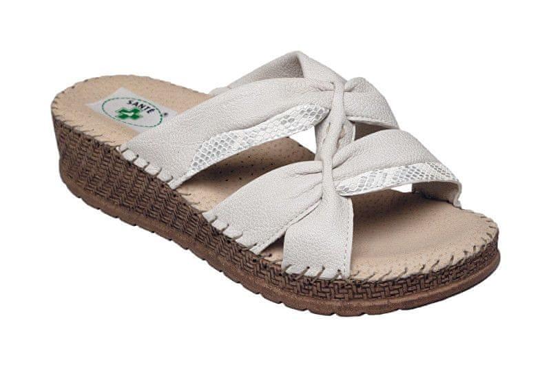 SANTÉ Zdravotní obuv dámská LI 36841 bílá (Velikost vel. 36) e5a258a929