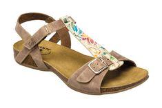 SANTÉ Zdravotní obuv dámská IB/4462 hnědá