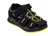 SANTÉ Zdravotní obuv dětská IC/132750 Nero (Velikost vel. 35)