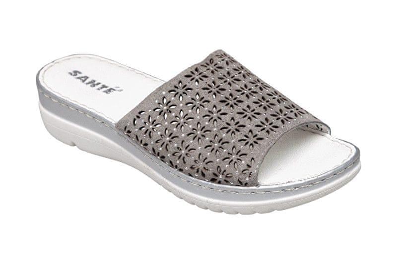 SANTÉ Zdravotní obuv dámská MR 0431 šedá (Velikost vel. 37) 522a7a41c8