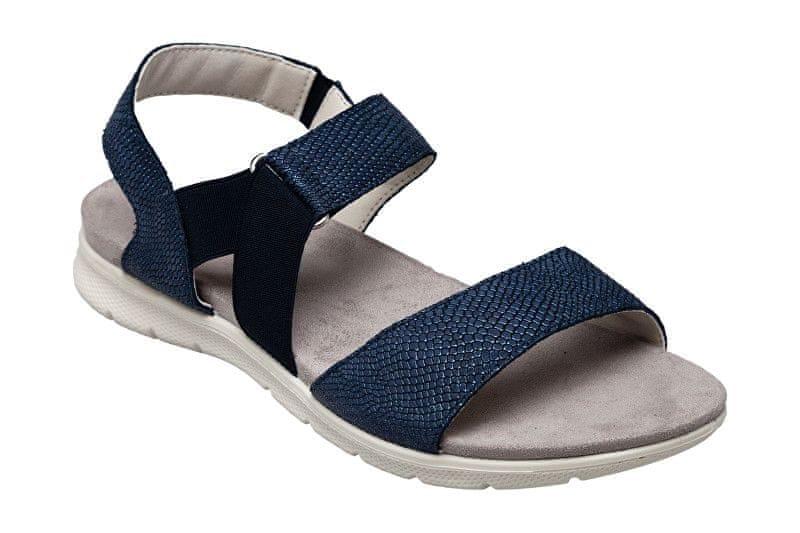 SANTÉ Zdravotní obuv dámská IC 108331 Blu (Velikost vel. 42) f13fbc85a9