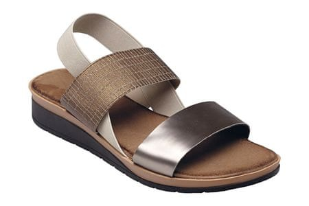 SANTÉ Zdravotní obuv dámská EKS/163-2 Bronz (Velikost vel. 40)