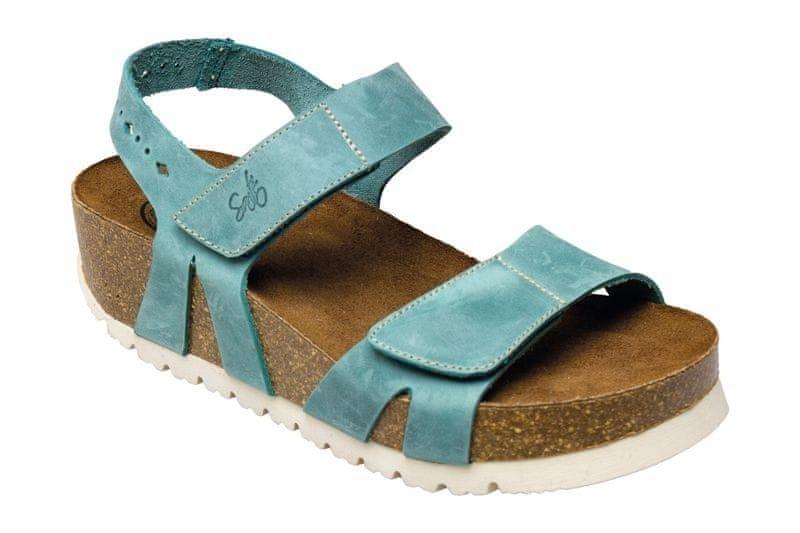 SANTÉ Zdravotní obuv dámská IB 8356 modrá (Velikost vel. 40) 3bc7920a73