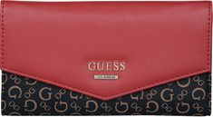 Guess Dámska peňaženka Factor y Women`s Birch Slim Logo Wall et Red 0c6818df0e6