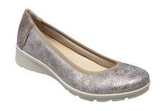 SANTÉ Zdravotní obuv dámská IC/106082 Platino