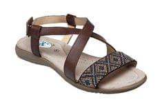 SANTÉ Zdravotní obuv dámská EKS/153-30 Brown (Velikost vel. 39)