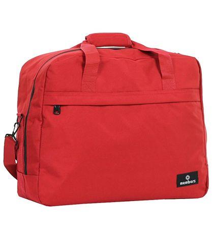 MEMBER´S Cestovná taška SB-0036-červená