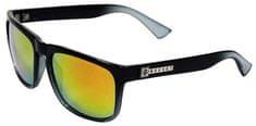 Nugget Női napszemüveg Shell Sunglasses D- Black Orange