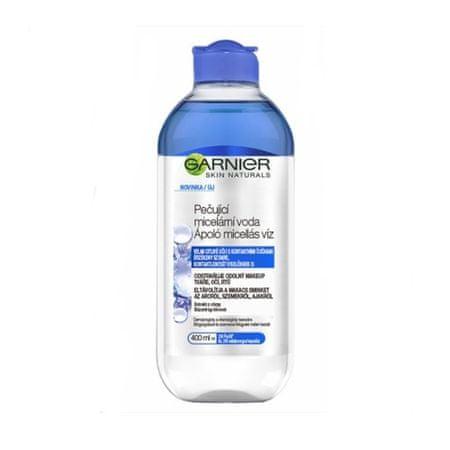 Garnier Pečující micelární voda pro velmi citlivou pleť a oči Skin Naturals 400 ml