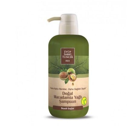 EST 1923 Szampon do włosów ze 100% naturalnym olejem z makadamu 600 ml