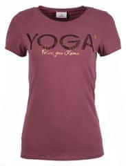 Deha Női póló póló B84670 Rose Taupe