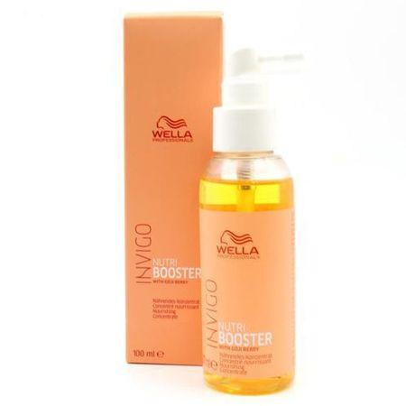 Wella Professional Odżywczy (Nourishing Concentrate ) sprayu do włosów suchych i zniszczonych Invigo Nutri Booster (Nou