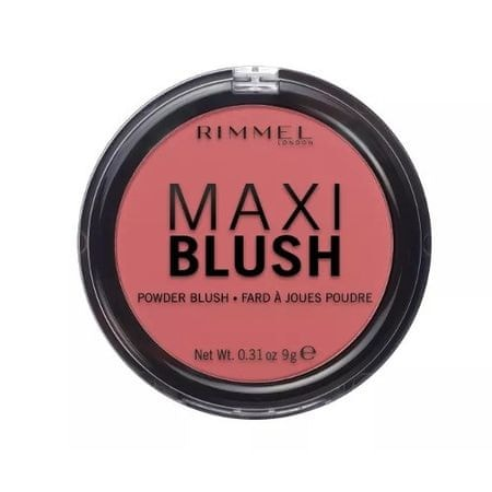 Rimmel Maxi Powder Blush Blush (Powder ) Blush (Powder ) 9 g (cień 003 Wild Card)