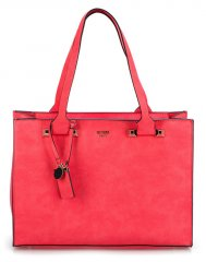 Guess Dámská kabelka Guess Talan Pebbled Faux-Leather Tote