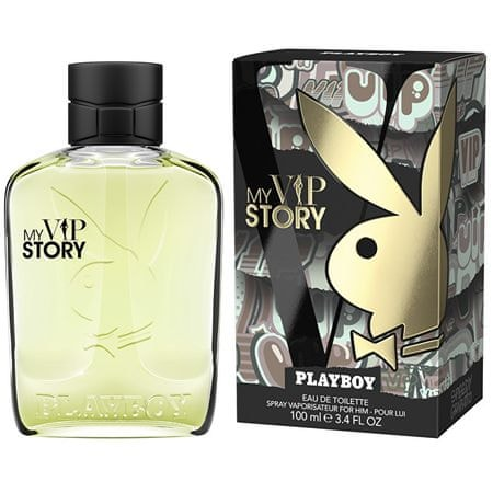Playboy My VIP Story - EDT 100 ml
