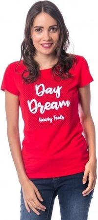 Heavy Tools Dámske tričko Mizabell W18-281 Lipstick (Veľkosť L)