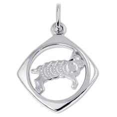 Brilio Silver Ezüst horoszkóp medál Kos 441 001 00872 04 - 1.13 g ezüst 925/1000
