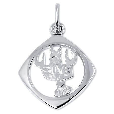 Brilio Silver Srebro wisiorek Rak 441 001 00872 04 - 1,13 g srebro 925/1000