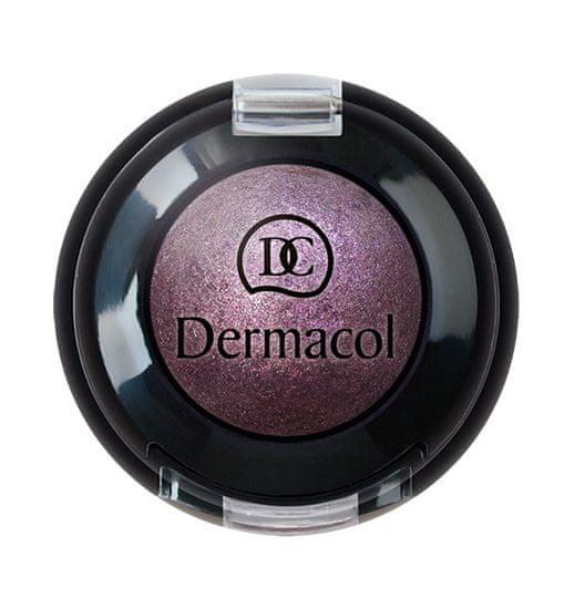 Dermacol Metallic senčilo za senčila Bonbon (Wet & Dry Metallic Eyeshadow) 6 g