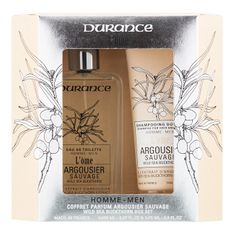 Durance L'Ome Sea Buckthorn - EDT 100 ml + šampon pro vlasy a tělo 75 ml