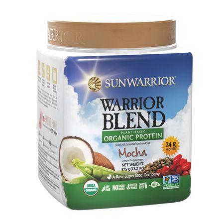 Sunwarrior Protein Blend BIO moka 375 g