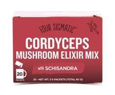 Cordyceps instantní nápoj 20 sáčků