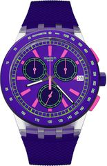 Swatch Originals Purp Lol SUSK400