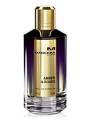 Mancera Amber & Roses - EDP TESTER