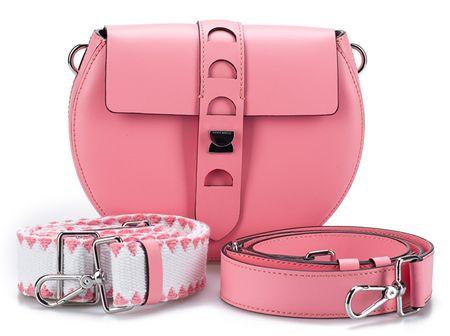 Coccinelle Luxusní kožená kabelka Carousel Mini - Parametry  b1d65ee0034