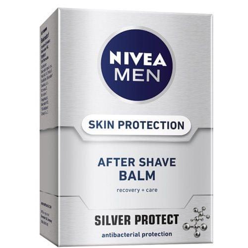 Nivea Balzám po holení Silver Protect 100 ml