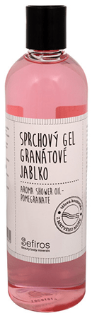 Sefiros Gránátalma tusfürdő gél(Aroma Shower Oil) 400 ml